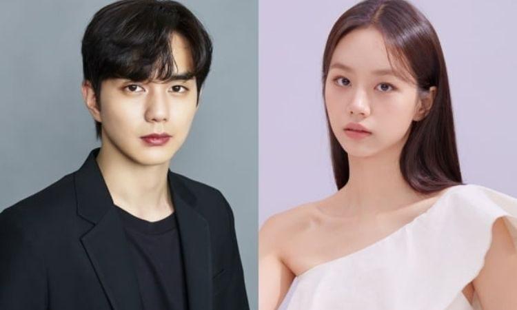 Yoo Seon Ho y Lee Hyeri