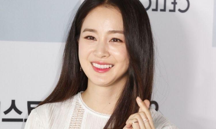 Actriz Kim Tae Hee