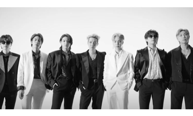BTS lanza un carismático vídeo teaser en blanco y negro para 'Butter'