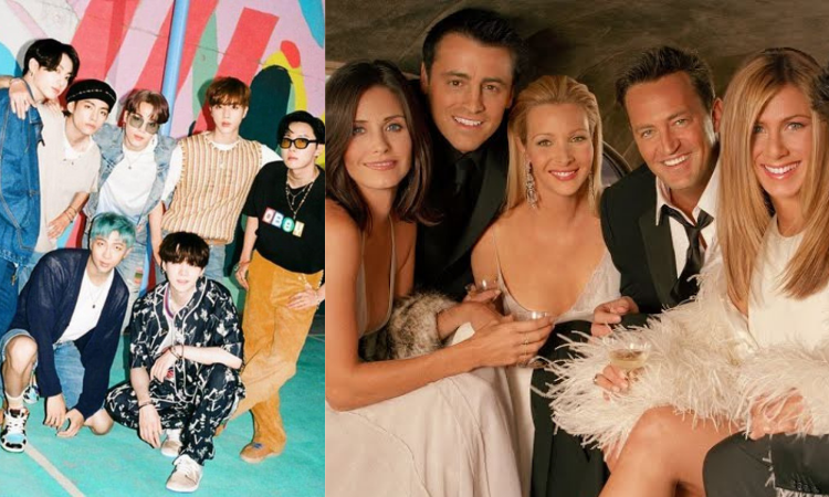 ¿Qué deberíamos esperar de la aparición de BTS en 'Friends: The Reunion'? ¡El director responde!