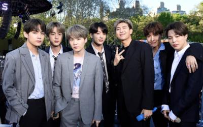 BTS se presentará en el 'Summer Concert Series 2021'
