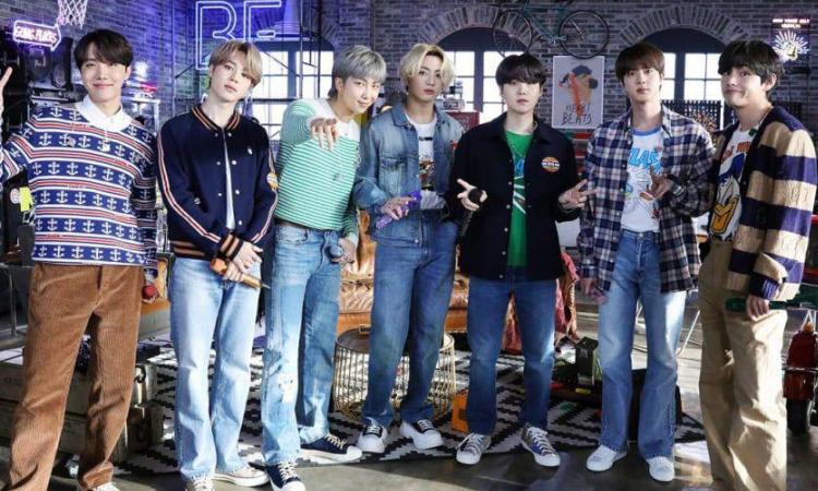 BTS es nominadoen una nueva categoría para los 'MTV Movie & TV Awards 2021'