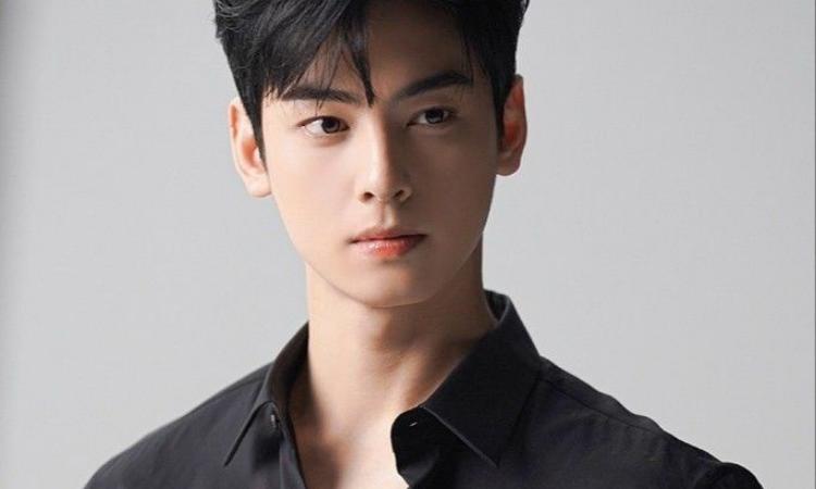 Cha Eun Woo, da ASTRO, corta radicalmente seu cabelo por seu caráter de