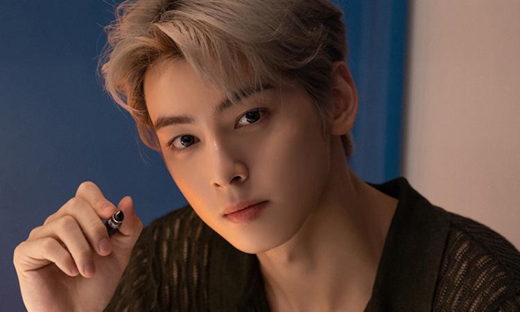 Cha Eun Woo de ASTRO confiesa la presión de ser guapo y no tan valorado por su talento