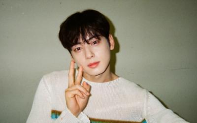 Cha Eun Woo de ASTRO recibe el apoyo de su empresa en el set de 'Decibel'