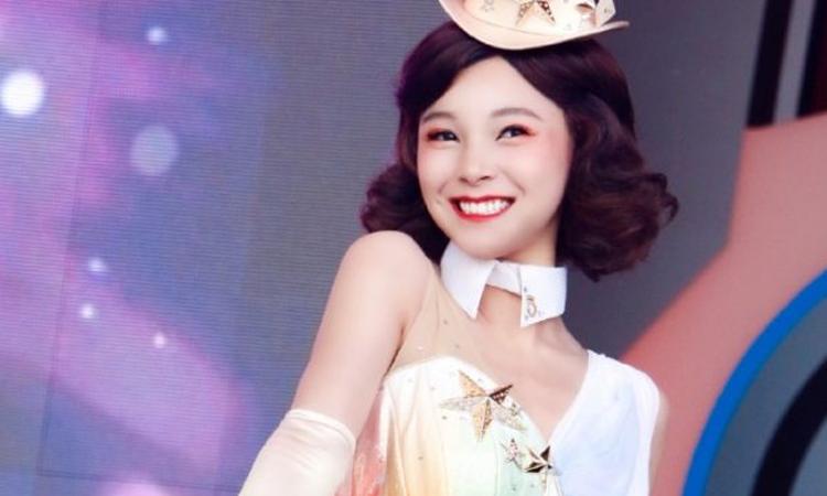 Ex aprendiz de 'Produce 101 China' ahora trabaja en Disneyland