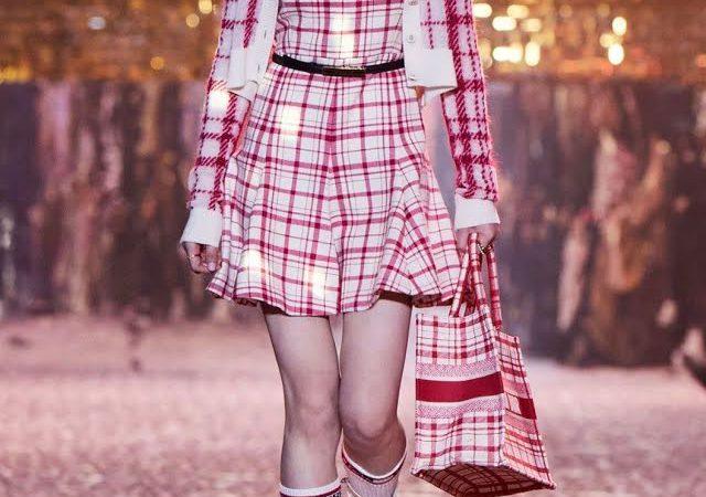 La reina del patinaje artístico, Kim Yuna, usó la colección Dior inspirada en Jisoo de BLACKPINK