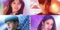 Posters individuales de los protagonistas de Imitation