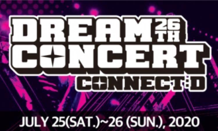 Póster de Dream Concert 2020