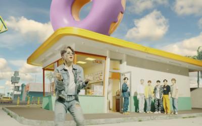 'Dynamite' de BTS supera los 1.100 millones de reproducciones