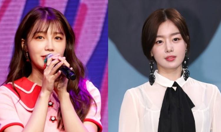 Han Sun Hwa y Eunji de Apink protagonizarán 'Oh My Lord'