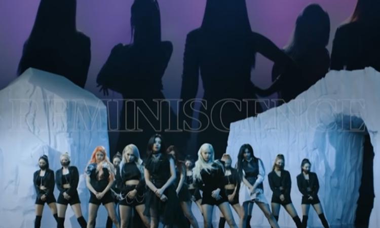 EVERGLOW lanza un video collage de regreso para 'Last Melody'