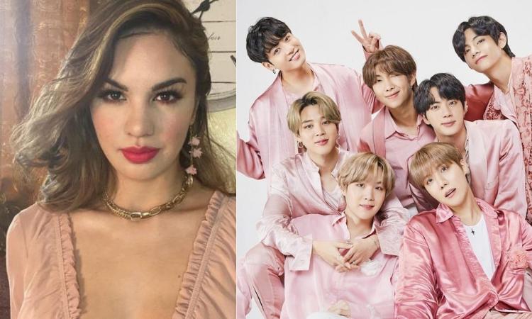 Ex reina de belleza Filipina se refiere a BTS como 'Gay y espeluznante'