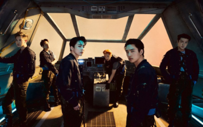 EXO encuentra su destino en fotos grupales para 'Don't Fight The Feeling'