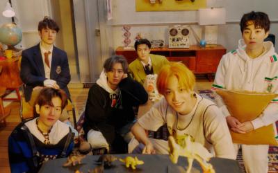 EXO aparece en un universo paralelo en el nuevo concepto para 'Don't Fight The Feeling'