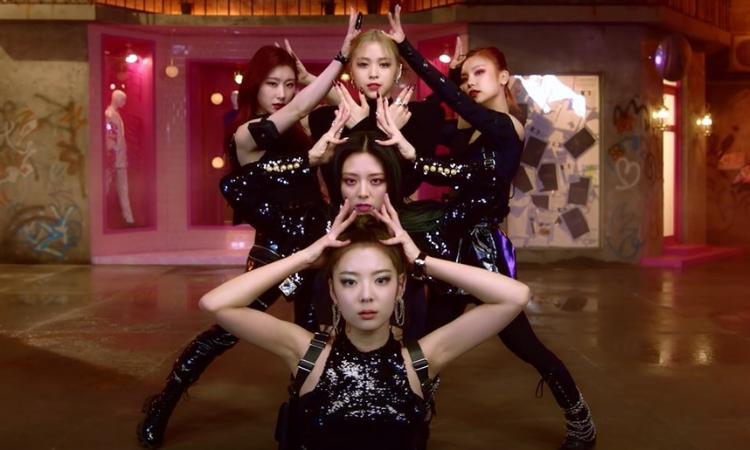 A MV do 'M.A.F.I.A. da ITZY pela manhã' ultrapassa 100 milhões de visualizações no YouTube