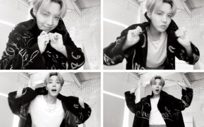 J-Hope de BTS revela detalles sobre su próximo mixtape