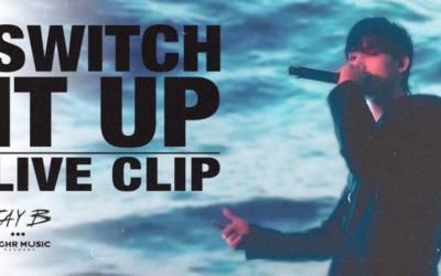 Jay B estrena el vídeo musical de su sencillo'Switch it Up'