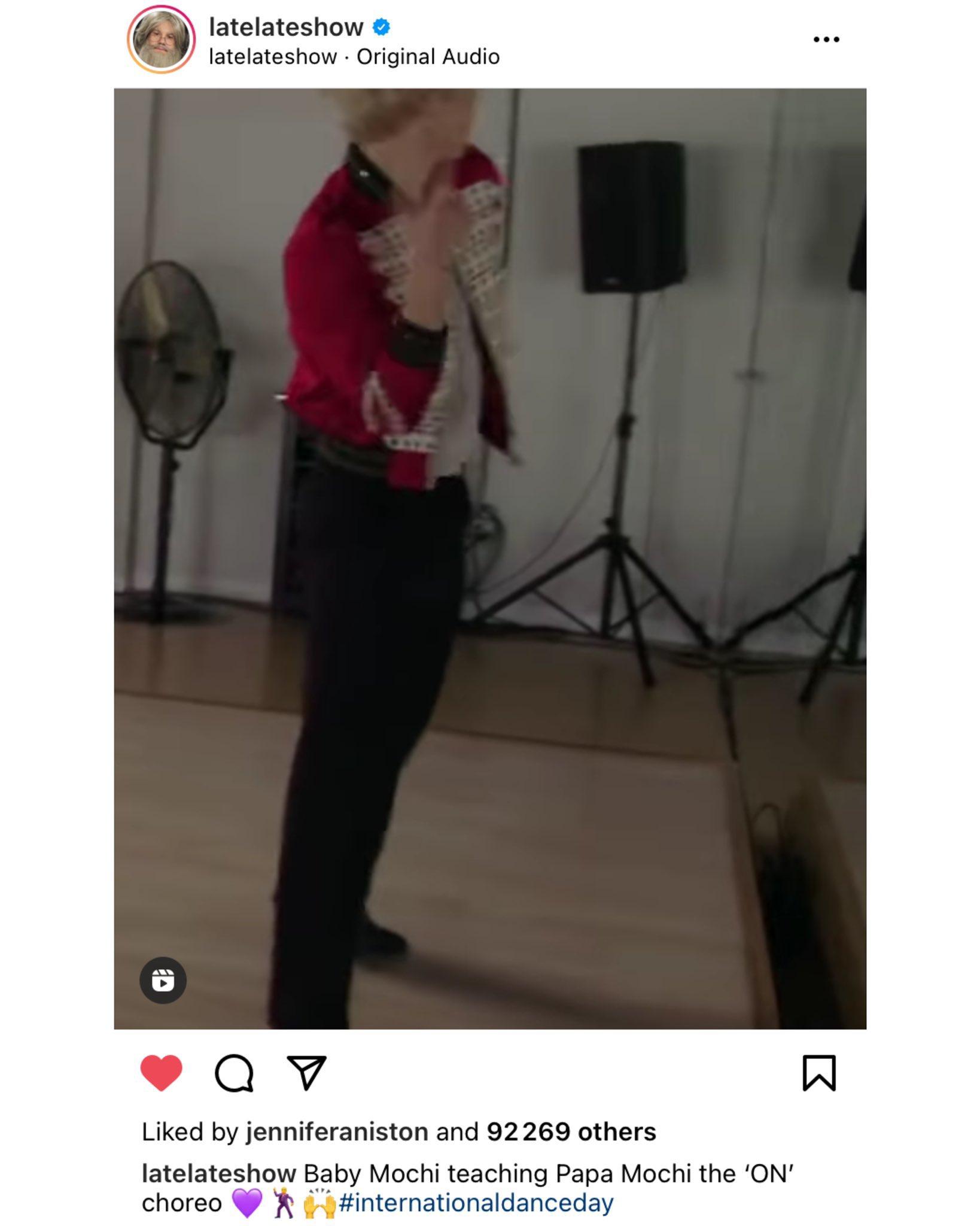 Video de Jimin