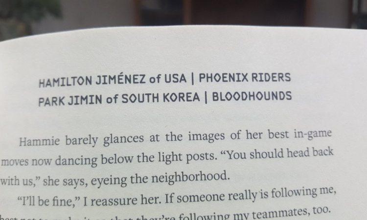 Marie Lu, incluyó a Jimin de BTS como un personaje en su libro, confirma su amor eterno por él