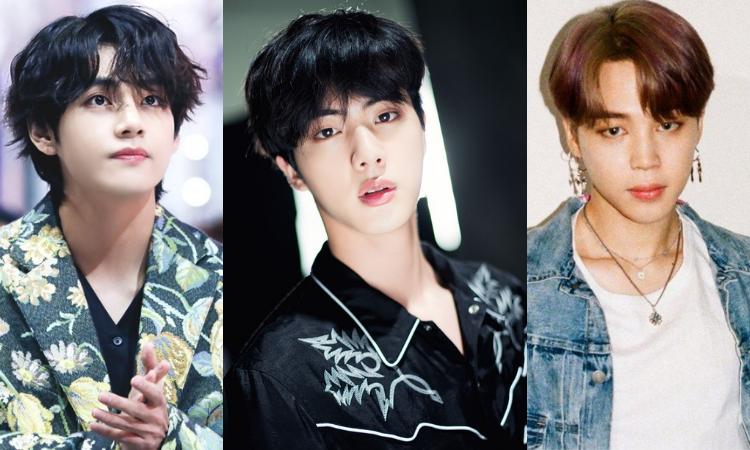 Jin, Jimin y V de BTS se sinceran sobre su alistamiento al servicio militar