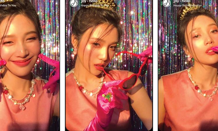 Joy de Red Velvet es toda una diva en sus nuevas fotos para 'Hello'