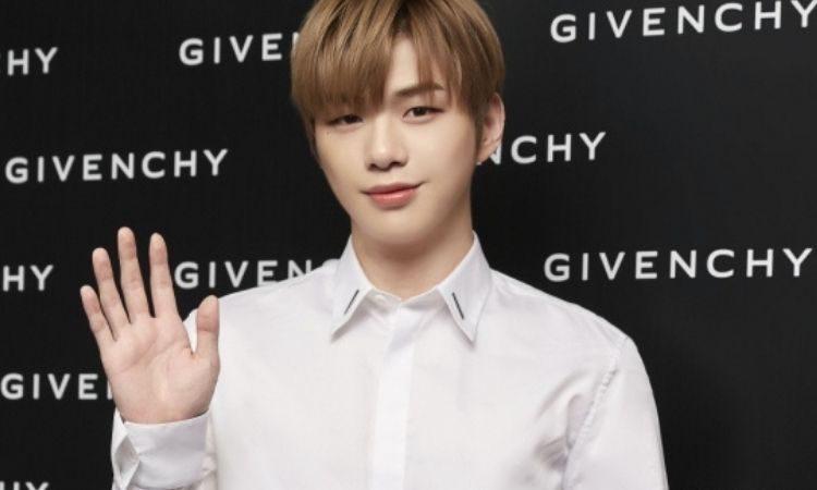 Kang Daniel para Givenchy