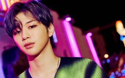 Teaser de Kang Daniel para CYAN