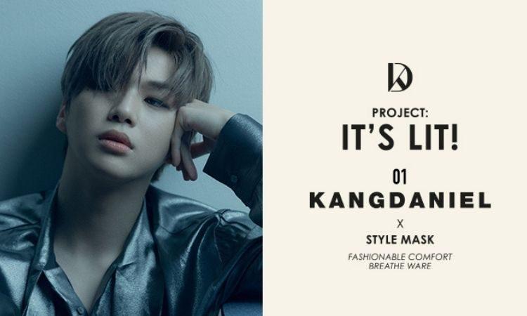 Kang Daniel para It's Lit