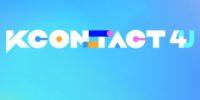 Logo de K CON:TACT 4U