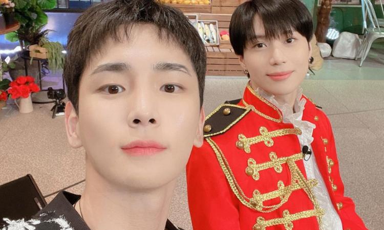 Key de SHINee expresa su preocupación por el alistamiento militar de Taemin