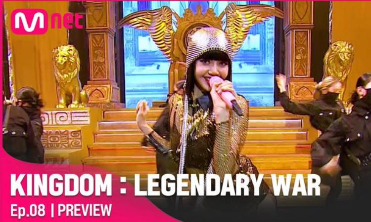'Kingdom Legendary War' lanza previa conLisa de BLACKPINK y Miyeon de (G) I-DLE como invitadas