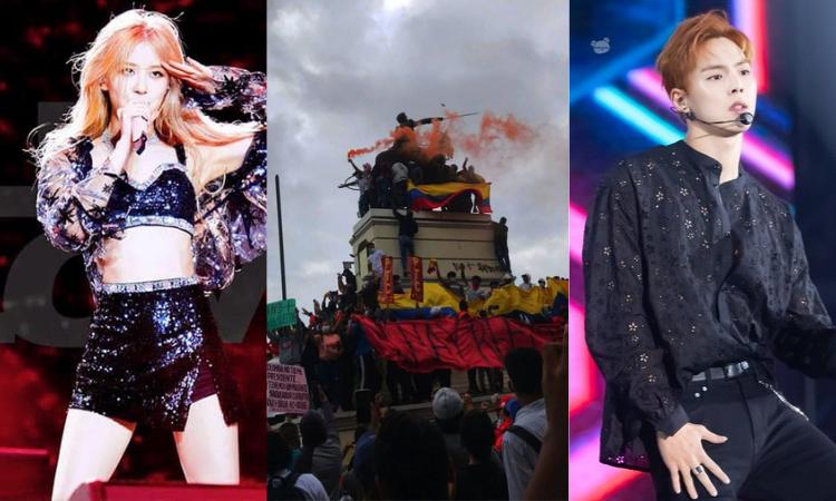 Fans del K-pop le dan un golpe al Uribismo en medio de la crisis en Colombia