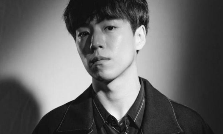 Poster de Money Heist de Lee Hyun Woo
