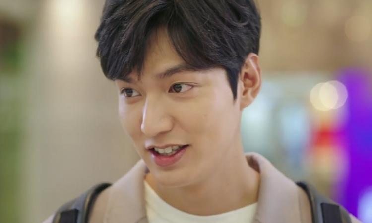 Rodéate de galanes viendo nuevamente '7 First Kisses' con Lee Min Ho
