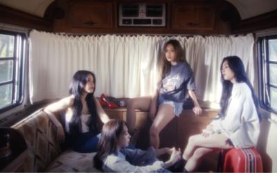 Las chicas de MAMAMOO destacan sus armoniosas voces en el teaser 'Caddo Ver'. para WAW