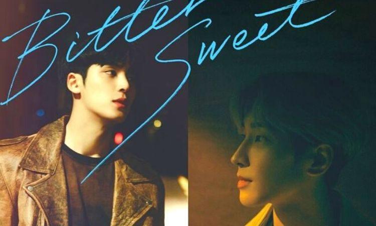 Teasers de Bittersweet de Mingyu y Wonwoo de Seventeen