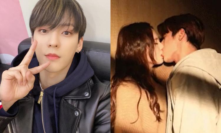 La ardiente escena de beso de Minhyuk de BTOB vuelve a apoderarse de las redes sociales