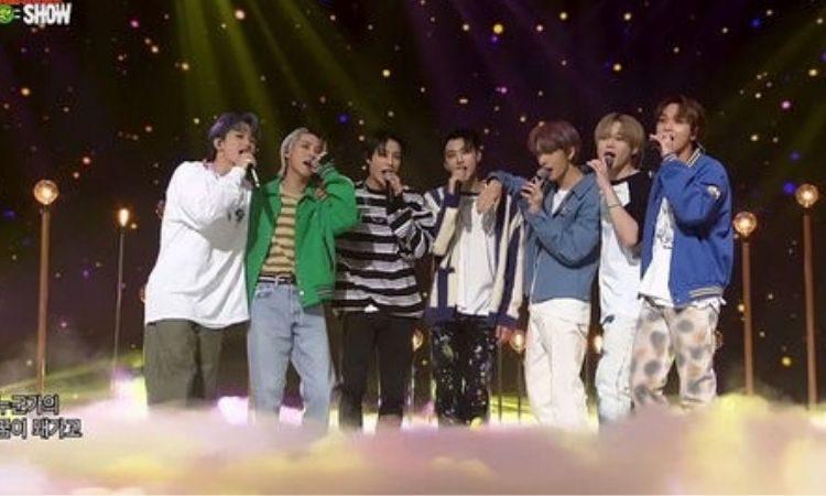 NCT Dream en el show de Hot Sauce