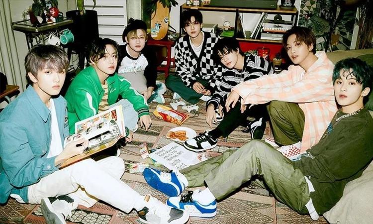 NCT Dream entra al Top 10 de Spotify