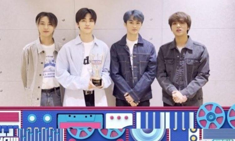 NCT Dream en Show Champion