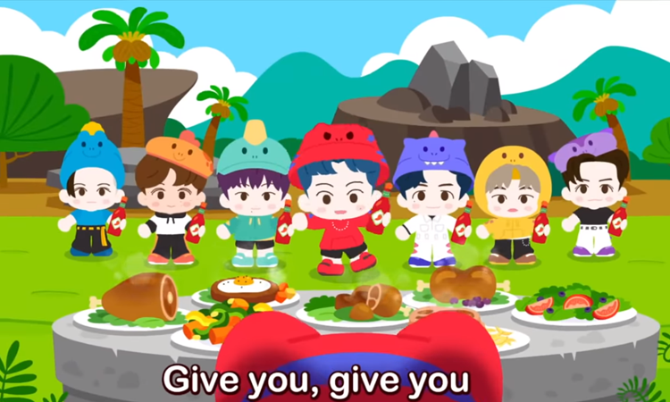 Pinkfong lanza vide de 'Hot Sauce' junto a NCT Dream