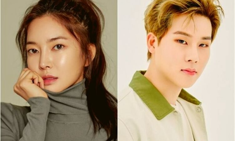 NS YoonG y Jooheon de Monsta X