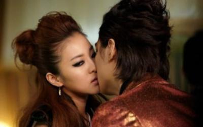 ¿Sabías que Lee Min Ho apareció en el MV de 'Kiss' de Sandara Park?