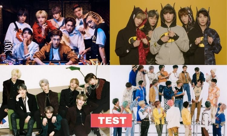 Stray Kids, TXT, OnlyOneOf y NCT