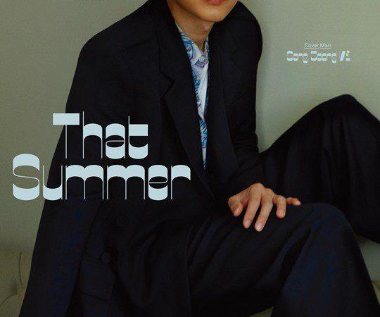 Song Joong Ki aparece en la portada de la revista GQ Korea