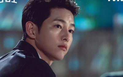 Song Joong Ki elige su escena favorita en 'Vincenzo'