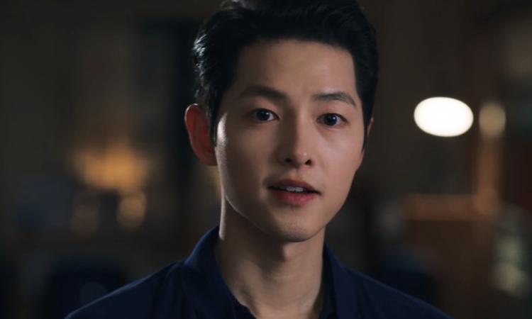 Song Joong Ki responde a los rumores sobre una segunda temporada de 'Vincenzo'