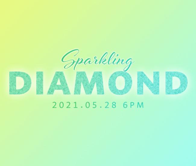 Sparkling del kdrama 'Imitation' lanzará una nueva canción titulada 'Diamond'