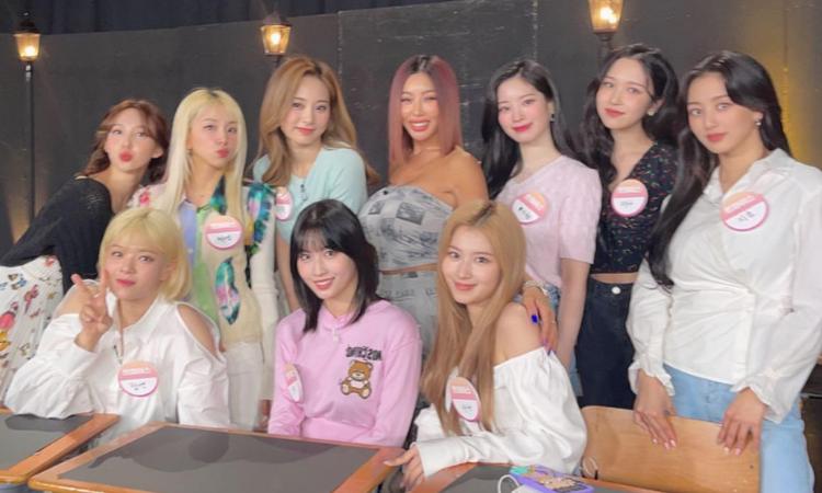 Las chicas de TWICE asistirán como invitadas en el 'Showterview' de Jessi